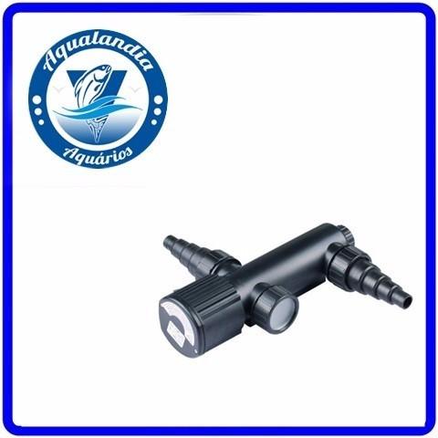 Filtro Uv Externo Cuv-209a 9w Sunsun 110v Para Aquário