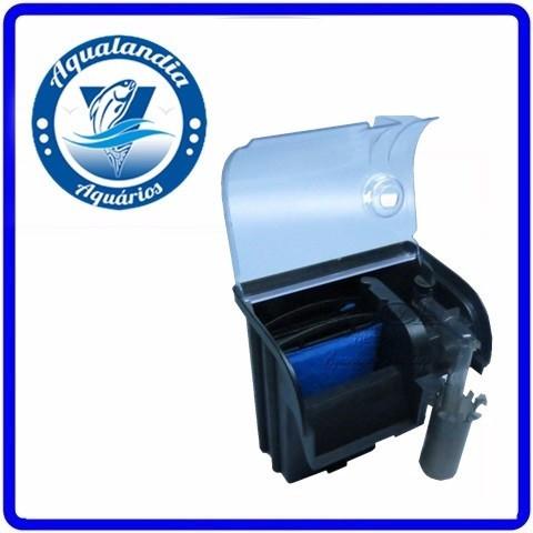Filtro Externo Rs 4000 1600l/h 110v Rs Aqua