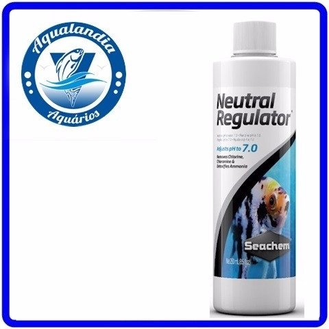Tamponador Neutral Regulator 250ml Seachem