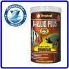 Ração D-allio Plus Granulat 60g Tropical