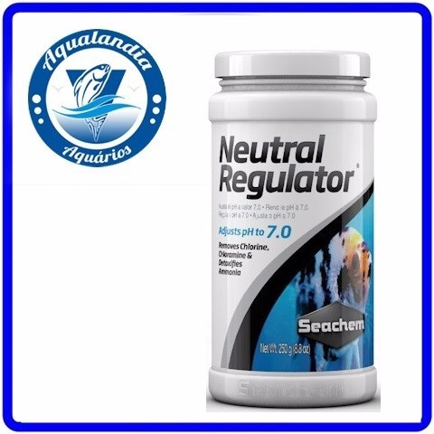 Condicionador Neutral Regulator 50g Seachem