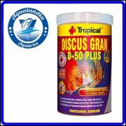 Ração Discus Gran D-50 Plus Baby 130g Tropical