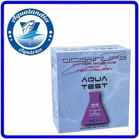 Teste Ocean Life Aqua Test Kh (reserva Alkalina)