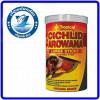 Ração Cichlid & Arowana Large Sticks 300g