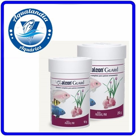 Ração Alcon Guard Allium 10grs Alcon