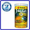 Ração 3-algae Granulat 95g Tropical