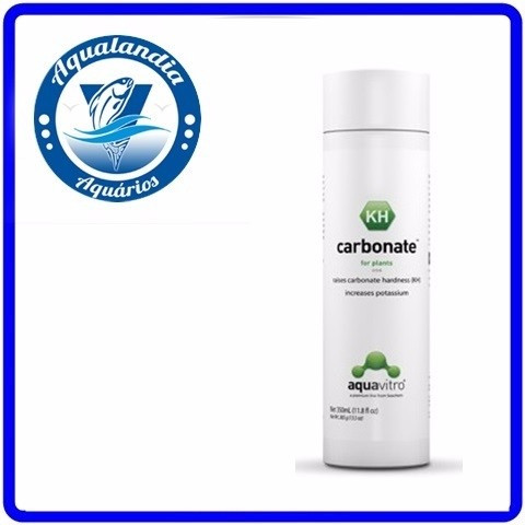 Suplemento Carbonate 150ml Aquavitro
