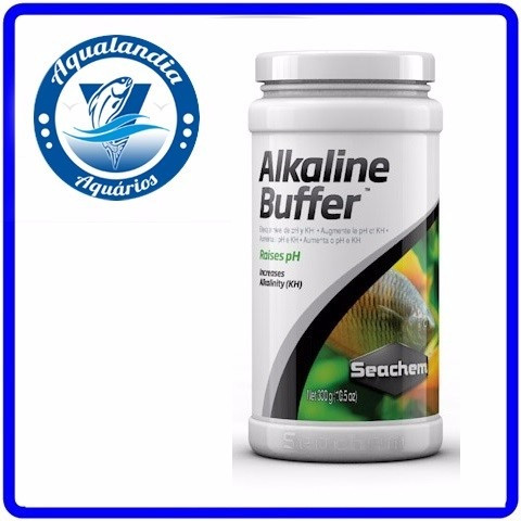 Regulador Alkaline Buffer 300g Seachem