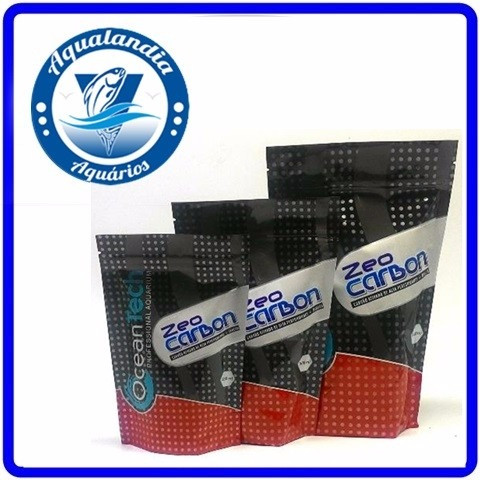 Carvão Ativado Zeo Carbon 1000ml Ocean Tech