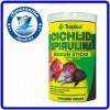 Ração Cichlid Spirulina Medium Sticks 90g Tropical
