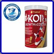 Ração Koi & Growth & Colour Small Pellet 400g Tropical