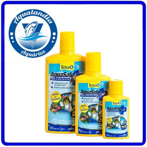 Condicionador Aquasafe 100 Ml Tetra