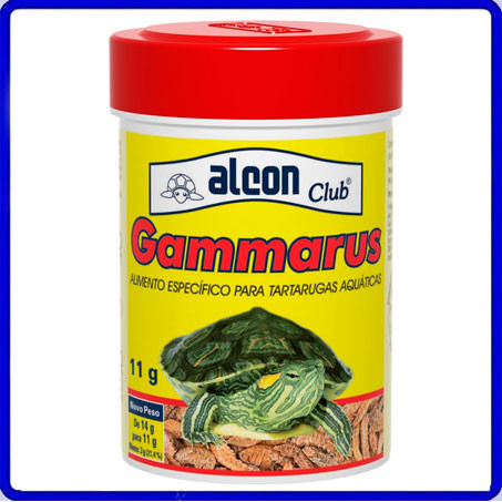 Alcon Ração Club Gammarus 115g