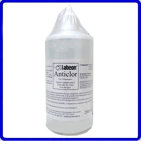Alcon Labcon Anticloro Grande 200ml