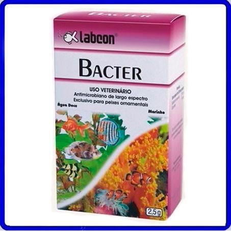 Alcon Labcon Bacter 10 Capsulas