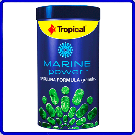 Tropical Ração Marine Power Spirulina Granulat 150g