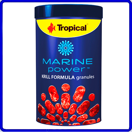 Tropical Ração Marine Power krill Granulat 540g