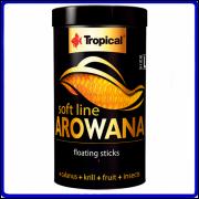Tropical Ração Soft Line Arowana Size L 80g