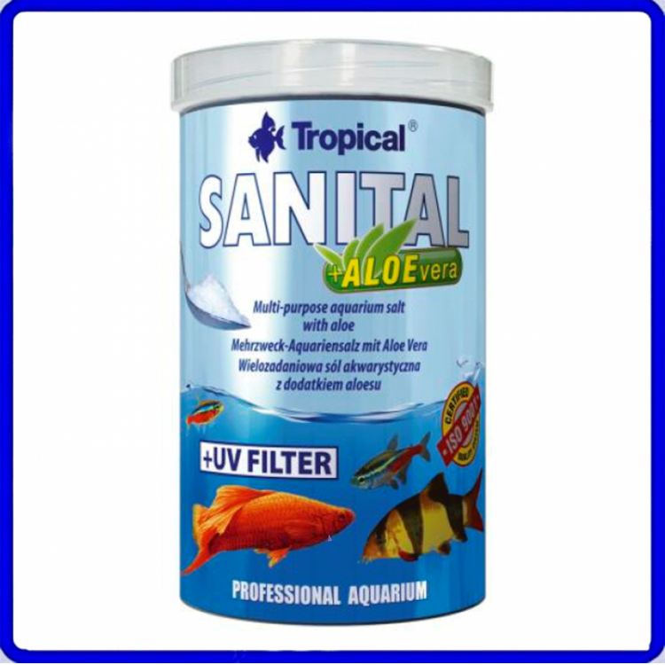 Tropical Sal Sanital Aloe Vera 120g