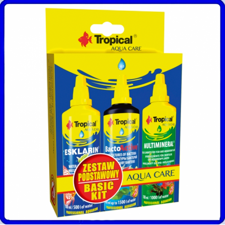 Tropical Kit Aqua Care