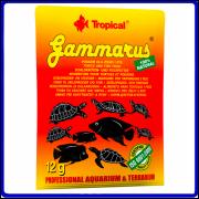 Tropical Ração Gammarus 12g Sache