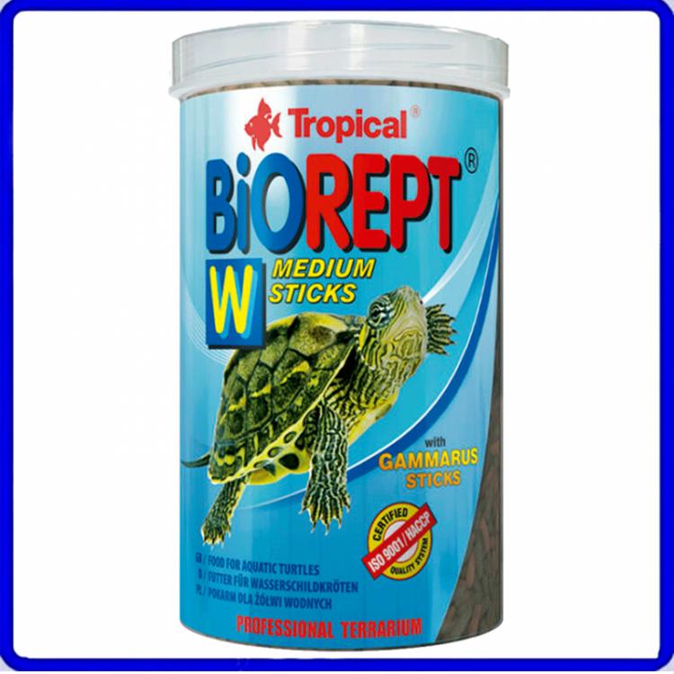 Tropical Ração Biorept W 75g