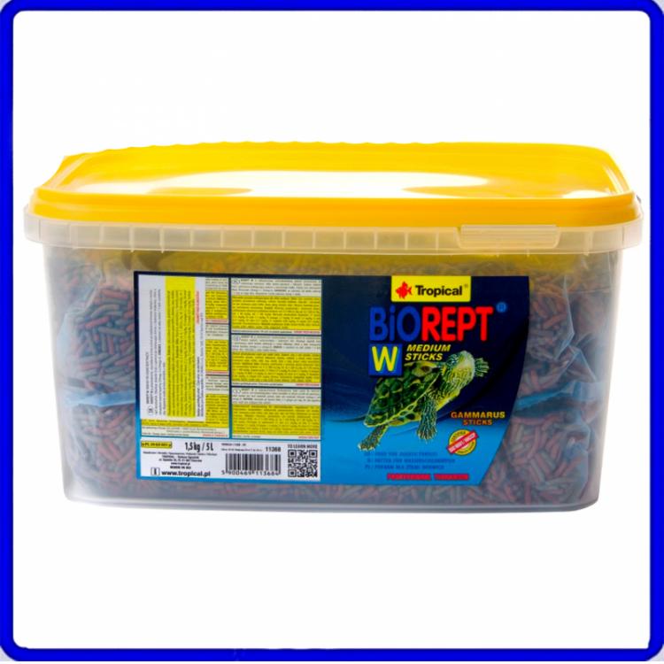 Tropical Ração Biorept W 1,500g