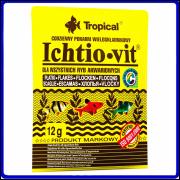 Tropical Ração Ichtio Vit 12g