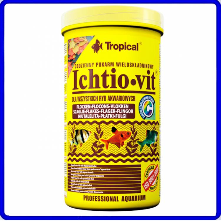 Tropical Ração Ichtio Vit 50g