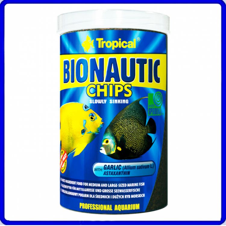 Tropical Ração Bionautic Chips 130g