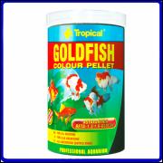 Tropical Ração Goldfish Colour Pellet 360g