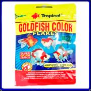 Tropical Ração Goldfish Color 12g Sache