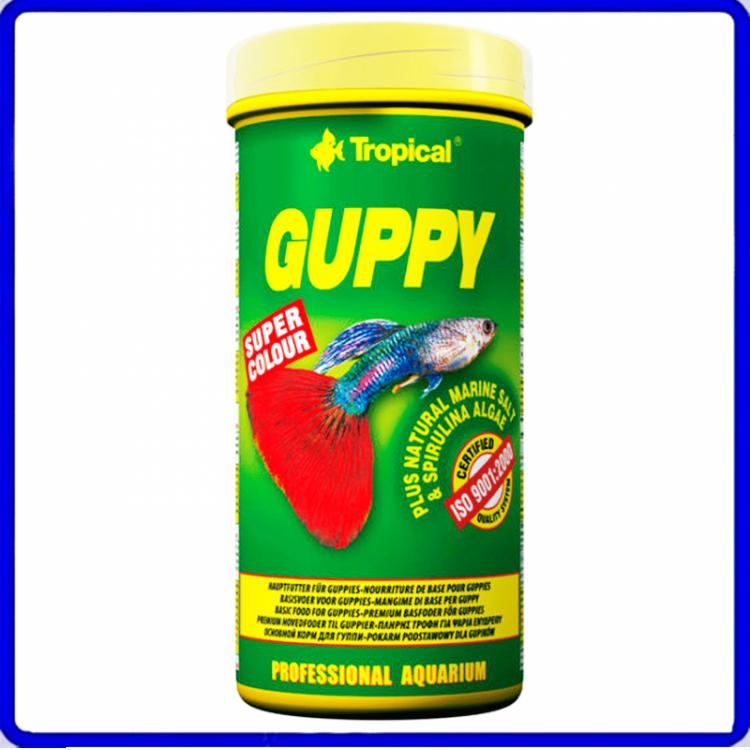 Tropical Ração Guppy 20g