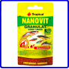 Tropical Ração Nanovit Granulat 10g Sache