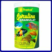 Tropical Ração Spirulina Granulat 440g