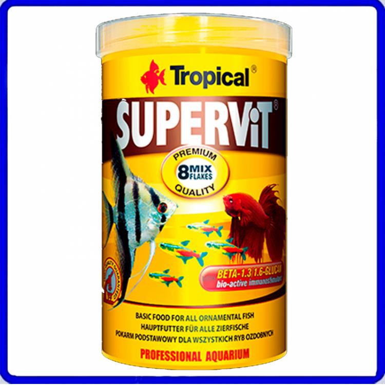 Tropical Ração Supervit 1,000g