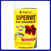 Tropical Ração Supervit Mini Granulat 162,5g