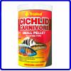 Tropical Ração Cichlid Carnivore Small Pellet 90g