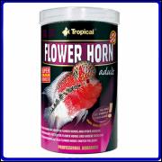 Tropical Ração Flower Horn Adult Pellet 380g