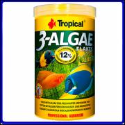 Tropical Ração 3-Algae Flakes 200g