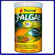 Tropical Ração 3-Algae Granulat 440g