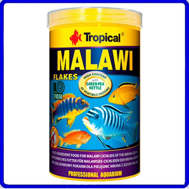 Tropical Ração Malawi 50g