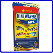 Tropical Ração Mini Wafers Mix 90g Sache