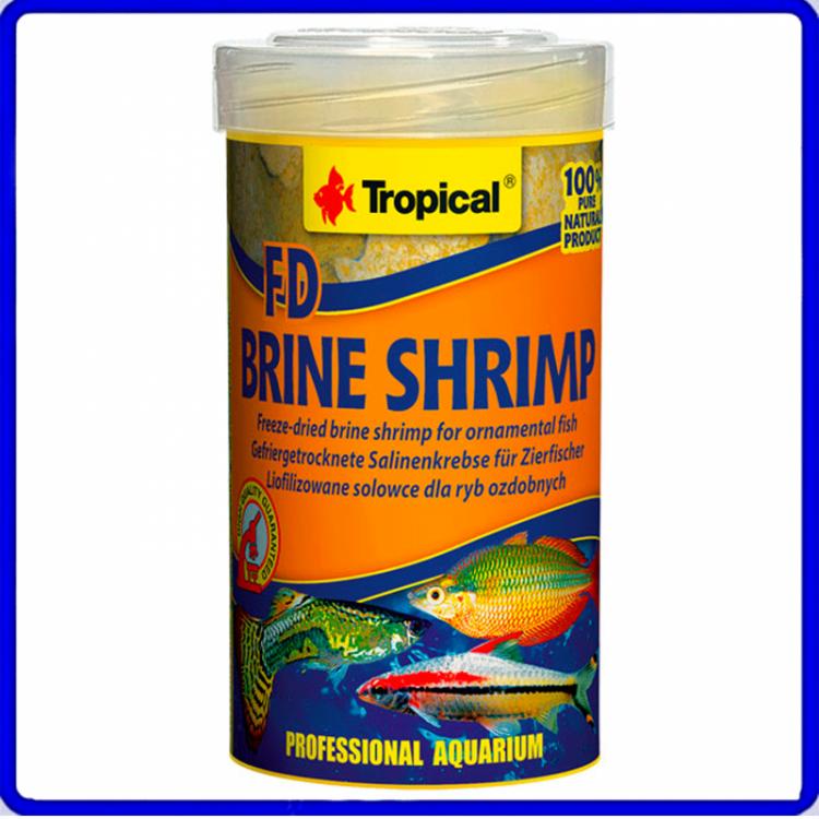 Tropical Ração FD Brine Shrimp 8g
