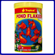 Tropical Ração Pond Flakes 145g
