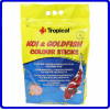 Tropical Ração Koi & Goldfish Basic Sticks 400g