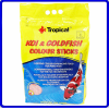 Tropical Ração Koi & Goldfish Colour Sticks 400g