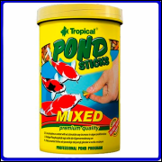 Tropical Ração Pond Sticks Mixed 85g
