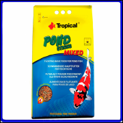 Tropical Ração Pond Sticks Mixed 1,6Kg