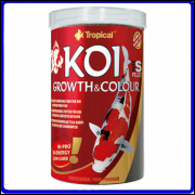 Tropical Ração Koi Growth & Colour Small Pellet 400g